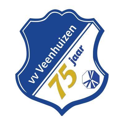 Uitreiking 1e exemplaar jubileumboek 75 jaar VV Veenhuizen